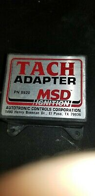 UNIVERSAL TACH ADAPTER / CONVERTER, COP-1-2-3-4-5-6-8-10 cyl to any on