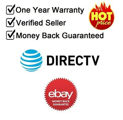 DirectTV Premium Subscription | Ultimate 250+ Channels | 12 Months Account - US