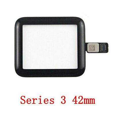 For Apple Watch iWatch Series 3 42mm Touch Screen Display Front Glass Replace