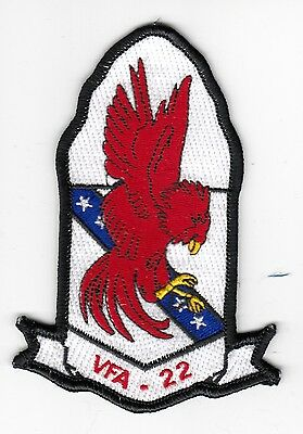 Vfa-22 Fighting Redcocks Command Patch
