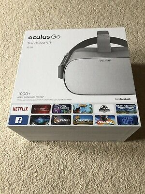 OCULUS GO STANDALONE 32GB VIRTUAL REALITY HEADSET | VR Excellent Condition