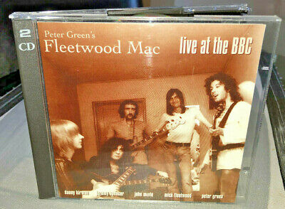 Peter Green's Fleetwood Mac - Live at the BBC CD - Made In England