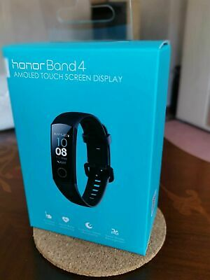Original Huawei Honor Band 4 - Schwarz - Neu