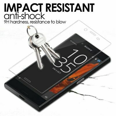 Gorilla-Tempered Glass Film Screen Protector For Sony Xperia Z1 E5 L1 Xa1 Xz Xa