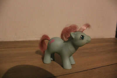 RARE - Mon petit poney, My little pony - Baby Cuddles G1 - Hasbro - 1985