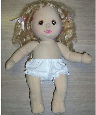 MY CHILD DOLLS Panties x 1 pair white knickers