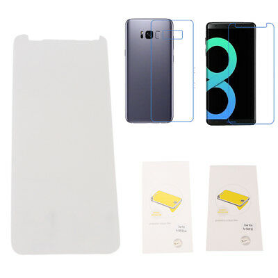 Tempered Glass Film Screen Protector For Samsung Galaxy S3/S4/Note3/Note8/S8 HT