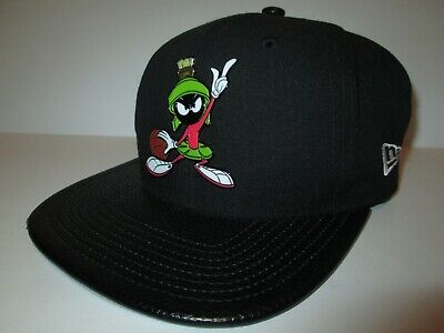 7bc92f3f MARVIN THE MARTIAN Hat Baseball Cap Looney Tunes six flags exclusive ...