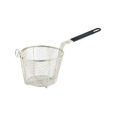 Fry Basket Chrome Plated Round 150mm Fryer / Deep Frying / Chips