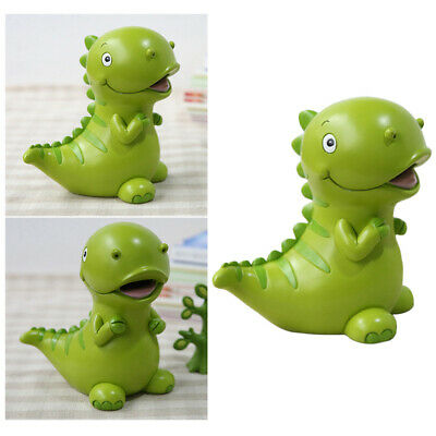 1PC Cute Kawaii Cartoon Dinosaur Adorable Saving Bank Money Bank for Living Room