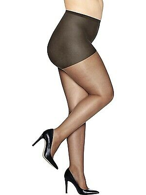 Just My Size JMS Smooth Finish Regular Reinforced Toe Panty Hose 2Pair 88800 4XL