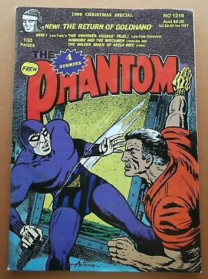 The Phantom Issue #1216 -100 Pages - 1998 Christmas Special 🌟 As New