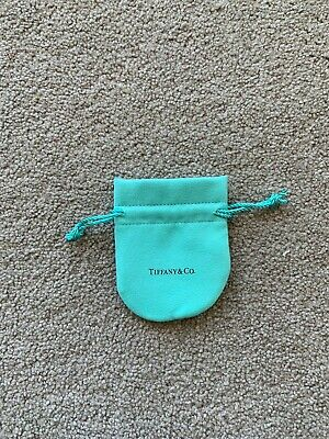 Authentic Tiffany Dust Bag Pouch