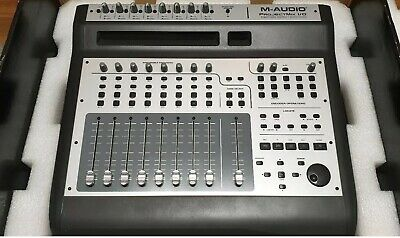 M-audio ProjectMix I/O Firewire Interface & Surface Control