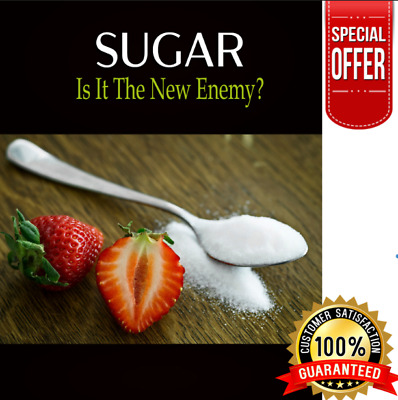 Ebook SUGAR NEW ENEMY HEALTH Pdf E Master Resell Rights Free Shipping eBooks