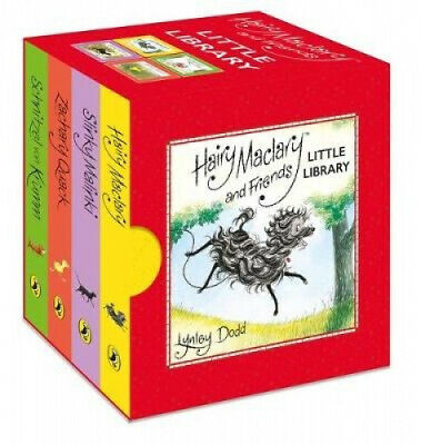 Hairy Maclary and Friends Little Library [Board book] by Lynley Dodd.