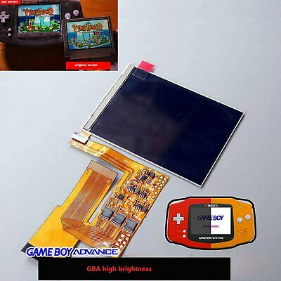 10 Levels High Brightness IPS Backlight LCD Kit for Game Boy Advance GBA Console