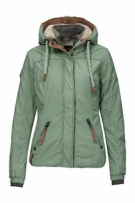 NAKETANO Majing Sirtyone II Jacket for Women Green Cheap