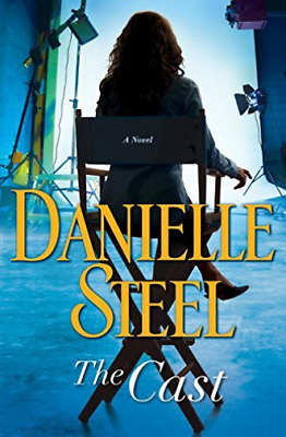 Steel Danielle-The Cast (US IMPORT) BOOK NEW
