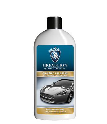 Great Lion Ambition Car Polish 500ml