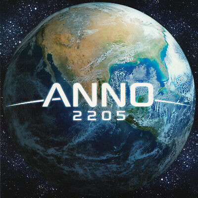 Anno 2205 Region Free PC KEY (Uplay)