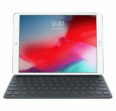 "Apple 10.5"" iPad Pro Smart Keyboard MPTL2LL/A works for Pro 1, Pro 2 & Pro 3"