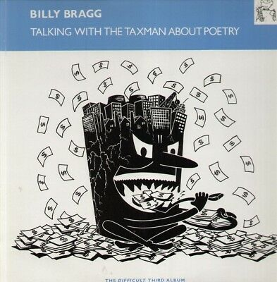 Billy Bragg - Talking with the Taxman About Poetry (Audio CD, 2014)