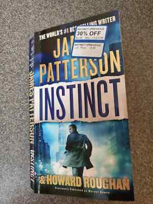 Instinct By James Patterson & Howard Roughan  Paperback