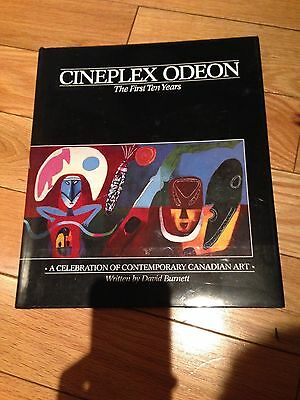 Cineplex Odeon the First Ten Years by David Burnett BOOK