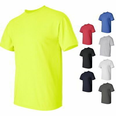 Gildan Ultra Cotton Mens Short Sleeve Guys T Shirt Tall Sizes 2000T
