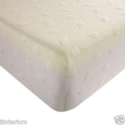 Memory Foam Mattress Reflex Orthopaedic 4Ft6 Double Or 5Ft King Size Mattress