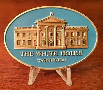 "President Donald J. Trump White House ""With Appreciation"" 2 1/4"" Challenge Coin"