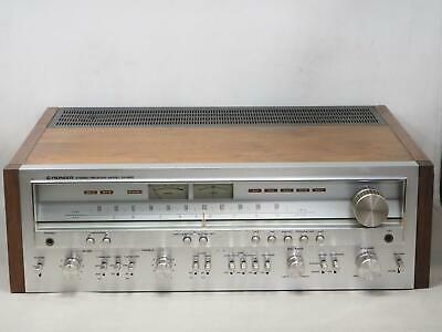 Vintage PIONEER SX-850 AM/FM Stereo Receiver Works Great! Free Shipping!