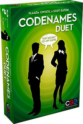 Codenames Duet (US IMPORT) GAME NEW