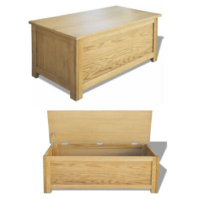 Trunks Chests Storage Boxes Oak Living Room For Toys Book Clothes DIY Furniture