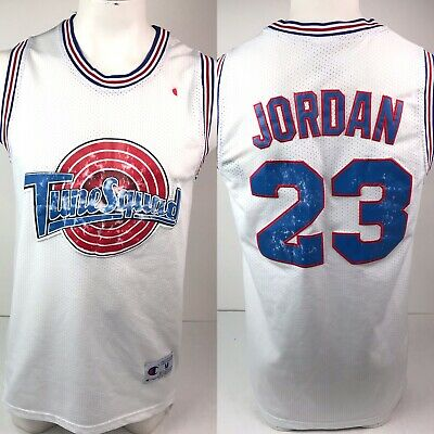 competitive price 1e53c 599e8 michael jordan space jam jersey for sale