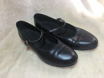Women's London Tap Dancing Shoes Size 9 Pre-owned