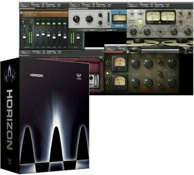 Waves Horizon Bundle - Over 75 Waves Audio