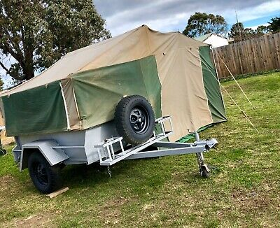 Camper trailer off-road- southern cross canvas (make an offer)