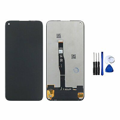 For Huawei Nova 5i LCD Display Touch Screen Digitizer Assembly Replacement BK