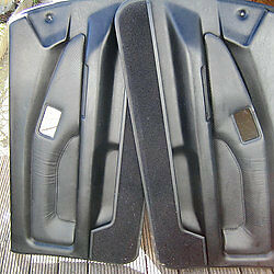 TOYOTA MR2 MK1 mark1 aw11 leather door cards