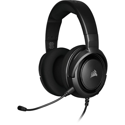 Corsair HS35 Stereo Gaming Headset - Carbon