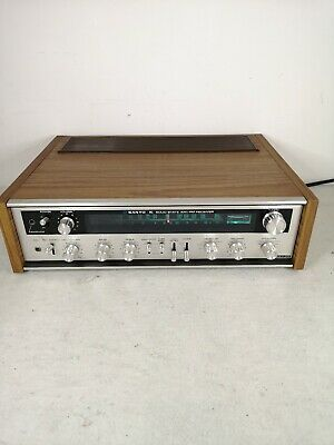 Vintage SANYO DCX 2300k Stereo Receiver Integrated Amplifier AM FM