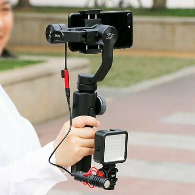 Boya BY-MM1 Cardiod Shotgun Video Microphone Condenser For Smartphone DSLR Cams