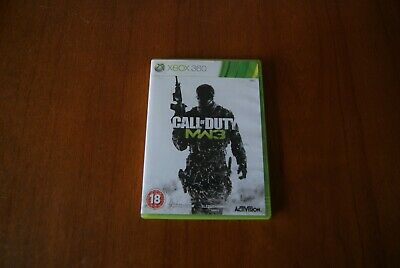 Xbox 360 game Call of Duty Modern Warfare 3 with 2 day Live pass