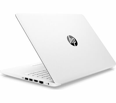 "HP 14-cm0507sa Laptop 14"" AMD A4 4 GB RAM 64 GB HDD Windows 10"