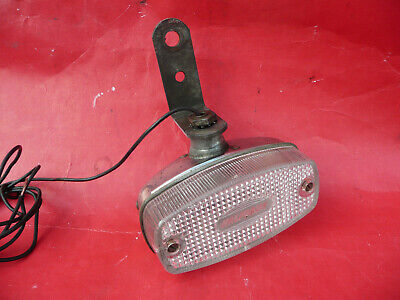 1960's Vintage Reversing Light Halfords Austin Mini Wolseley Ford Hillman