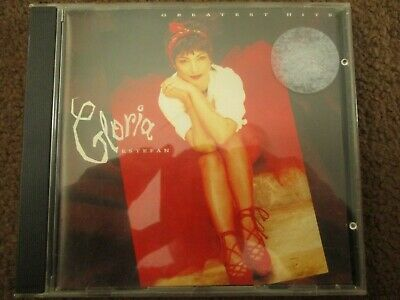 Gloria Estefan - Greatest Hits - Cd/Album - Epic - 472332 2 - Europe - 1992
