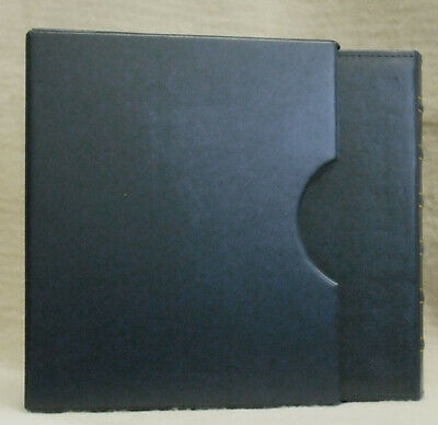 LIGHTHOUSE:GRANDE CLASSIC GRADED CURRENCY ALBUM BLACK    LH-CURRGRD20BLK