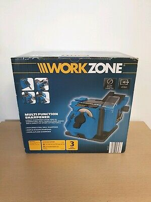 Workzone Multi-Function Sharperner - New In Box With Insructions